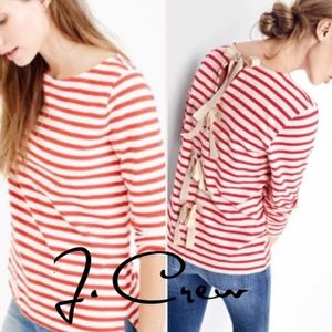 JCrew Cotton Longsleeve T-shirt